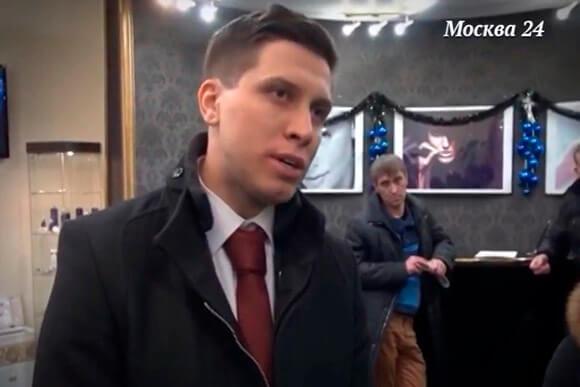 Адвокат Алексей Кузнецов и косметика Дешели
