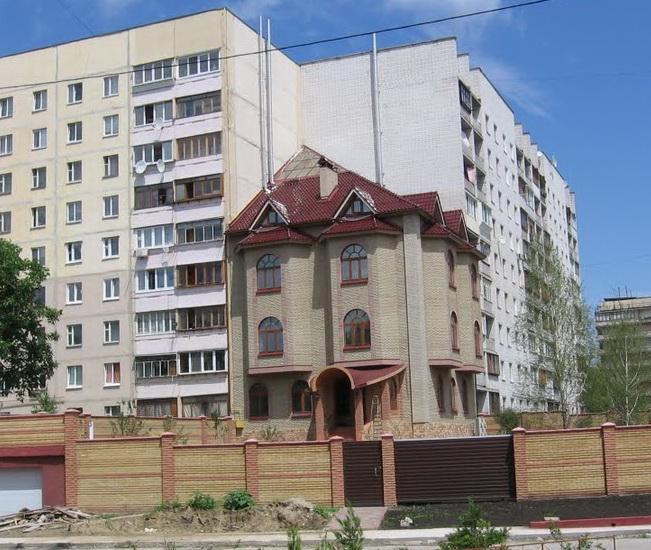 Самовольная постройка в черте города